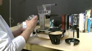 Technivorm Moccamaster Coffee Maker Hands on