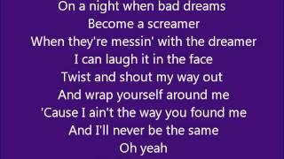 Glee - I can
