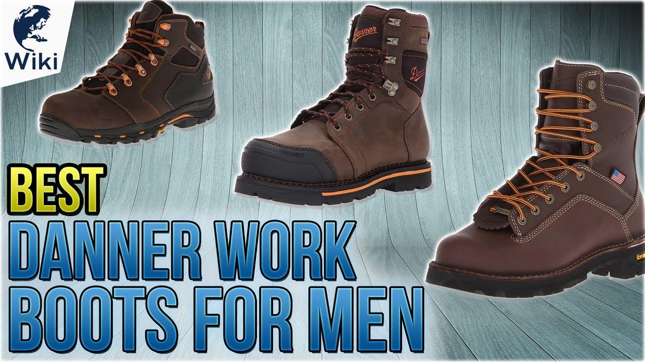 c52e2646fa2 10 Best Danner Work Boots For Men 2018