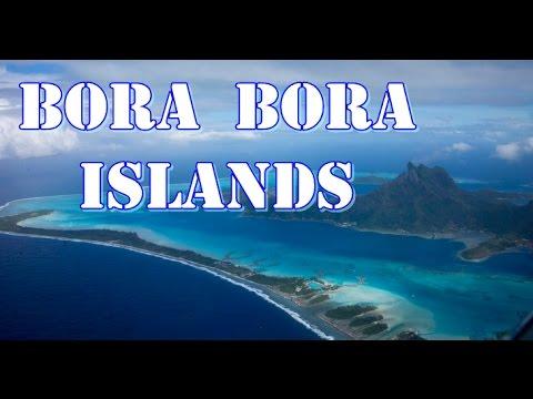 Bora bora island 2017 - Polynesia France HD
