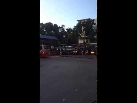 アザーン マレーシア ジョホールバル   Adhan at Johor Bahru  Malaysia