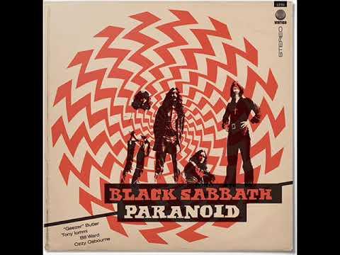 Black Sabbath - Paranoid [demo album version] (1970) 🇬🇧