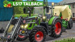 LS17 Talbach #10: Vorbereitungen für die BALLENPRESSE! | Landwirtschafts Simulator 2017