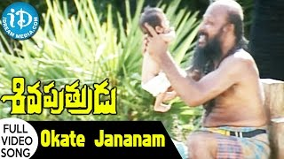 Okate Jananam Song - Sivaputrudu Movie Songs - Ilayaraja Songs
