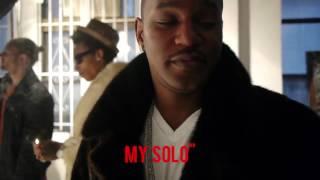Wiz Khalifa ft Camron In the Pink BTS @ Contrastudios thefactorynew