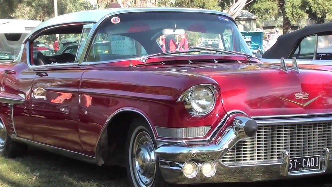 Australian Cadillac Club National Rally 2016 - YouTube