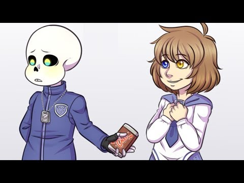 You wanted to kiss my Bro?【 Undertale Animation - Undertale Comic dubs 】