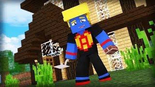 Minecraft: NOSSA MANSÃO ‹ MORANDO SOZINHO › #06