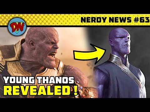 MCU Future, Young Thanos, Disney Plus in India, Avengers Game, Fantastic Four | Nerdy News #63