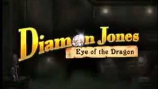 Diamon Jones Eye of the Dragon trailer