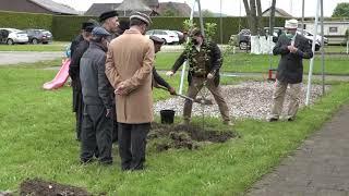 Switzerland Majlis Ansarullah Waqar-e-Amal Tree Plantation