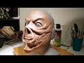 Sculpting a Cosplay Mask in Monster Clay pt.1