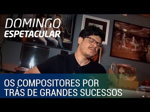Conheça os compositores por trás de grandes sucessos da música brasileira