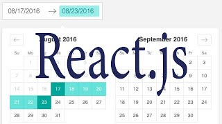 Gambar cover How to Use React-Datepicker from AirBnB (Date picker software - Calendar Booker for React.js)