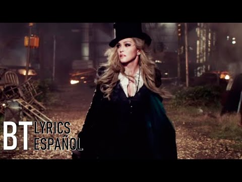 Madonna - Ghosttown (Lyrics + Sub Español) Video Official