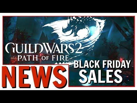 Guild Wars 2: Black Friday Epansion Sale Encore, Guild Wars Sales and Beetle Races thumbnail