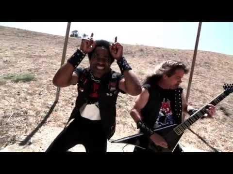 "HIRAX ""Hellion Rising"" (official video clip)"