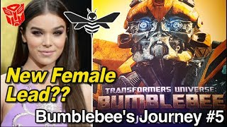 New FEMALE Lead for Bumblebee film - [Bumblebee's Journey #5]