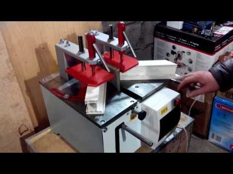 Станок сварочный для окон пвх (полуавтомат, РСП-1М)