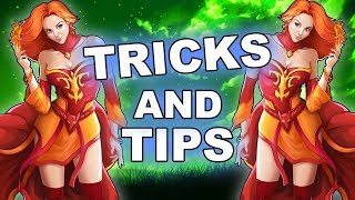 NEW Dota 2 PRO Tips and Tricks 7.18!