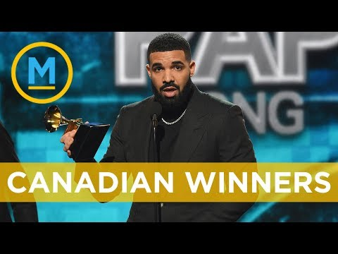 Drake takes home the Grammy award for best rap song | Your Morning Mp3