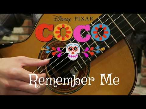 Remember Me - Disney Pixar