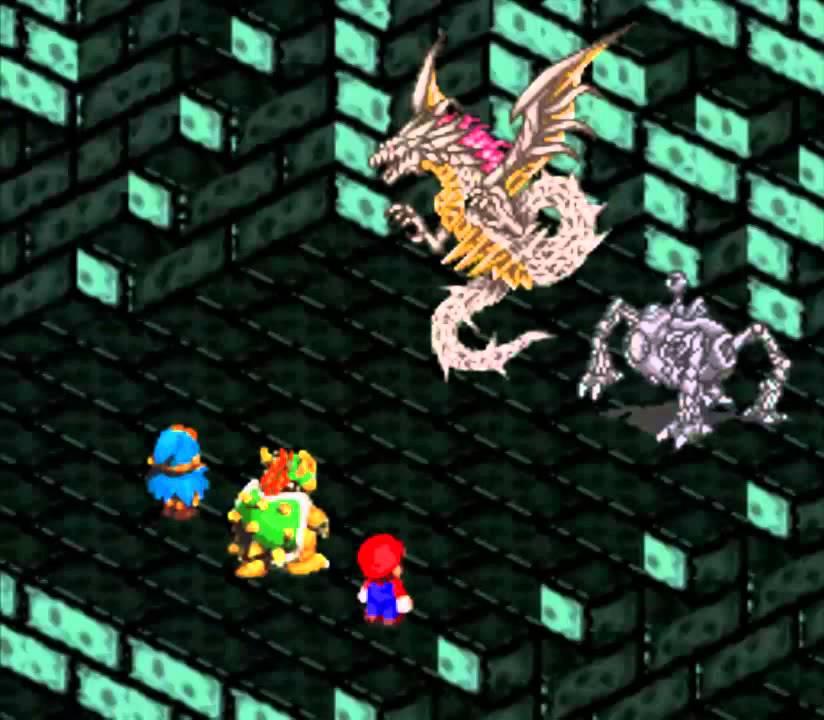 Mario RPG Armageddon V  7 7 (Special Battle)