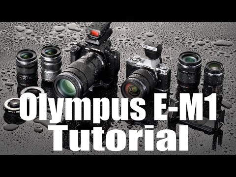 E-M1 Video Overview Training Tutorial