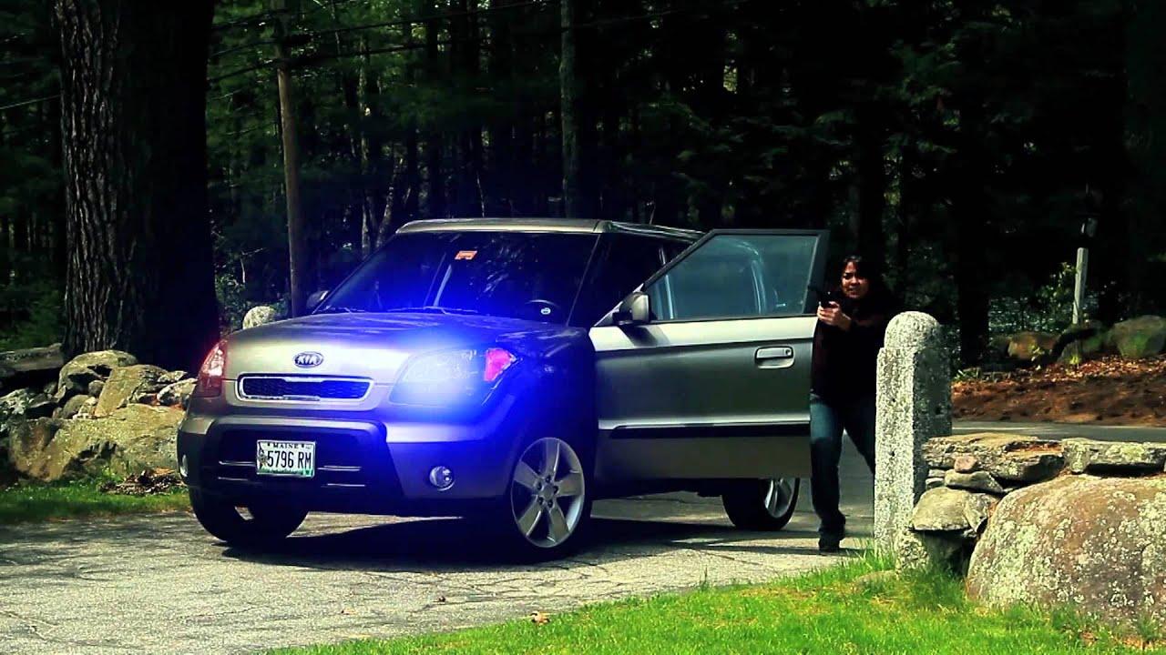 Kia Soul Now A Cop Car Youtube