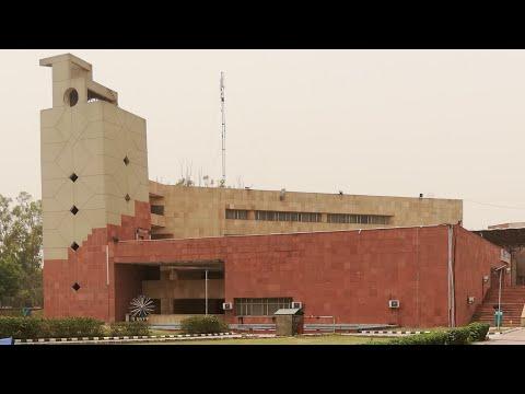 DTU ( DELHI TECHNOLOGICAL UNIVERSITY) Campus Tour