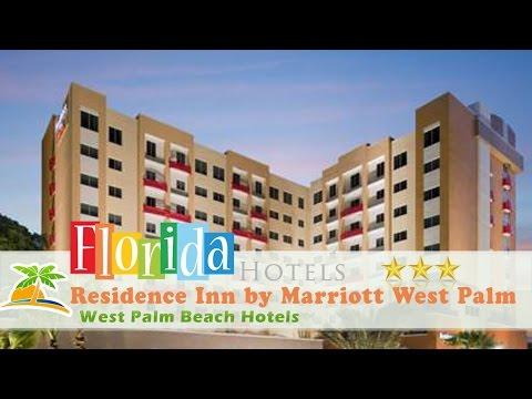 Residence Inn by Marriott West Palm Beach Downtown - West Palm Beach Hotels, Florida