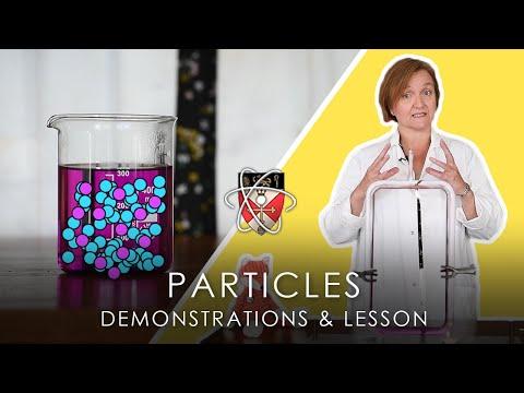 Particles - KS3 Science Lesson