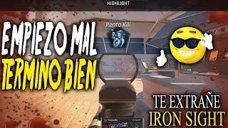 REGRESO CON TODO!!!! - Iron sight (Gameplay 1080p)