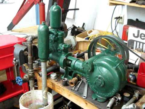 Antique Myers Bulldozer Water Pump Youtube