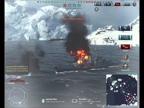 World of Warships - Torpedo Attacks Compilation (2)