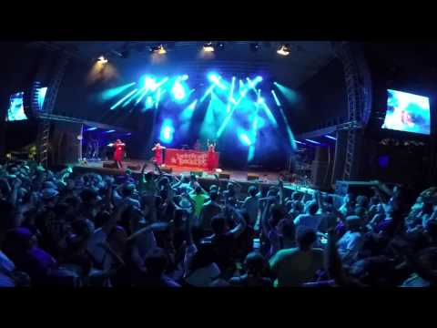 Looptroop Rockers - These Walls Don't Lie live @ Rock for Churchill 2015
