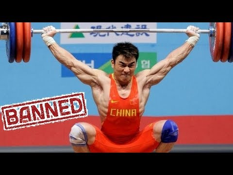 2 more weightlifters set to lose Olympic medals for doping