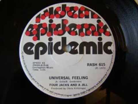 Four Jacks & A Jill - Universal feeling