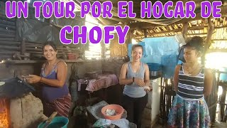 Sofy nos presenta a su familia y nos da un tour por su hogar. Dia de campo. Parte 6