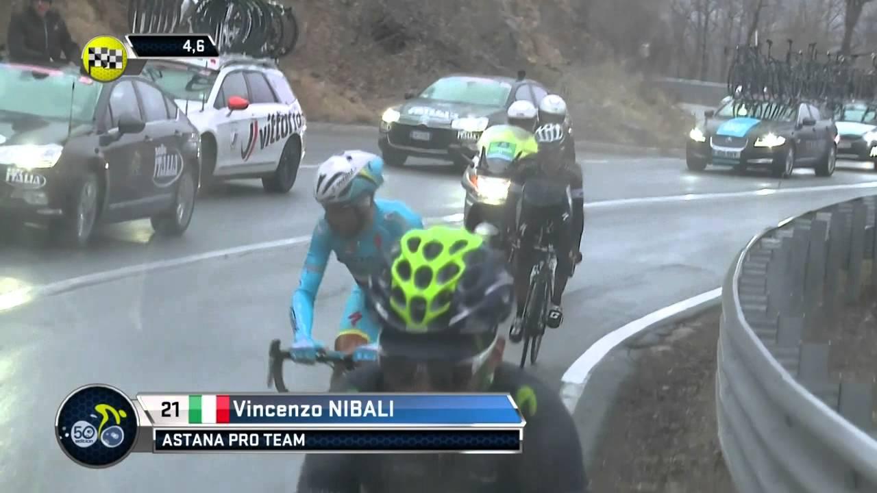c0ec87e5f73 Tirreno Adriatico: Stage 5 highlights - YouTube