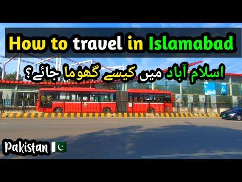 Public Transport System in Islamabad | Vlog 40 | Islamabad