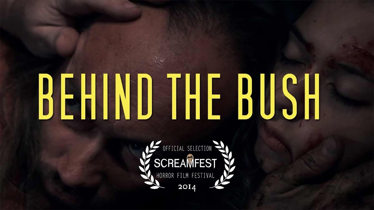 Behind The Bush | Scary Short Horror Film | Screamfest