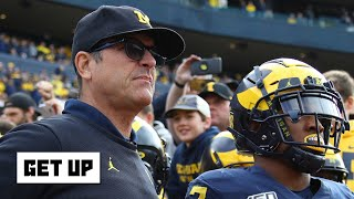 Michigan's season is over if they lose to Penn State - Emmanuel Acho | Get Up