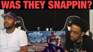 NLE Choppa - Narrow Road ft. Lil Baby | Official Audio | FIRST REACTION
