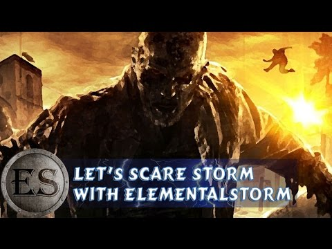 Dying Light - Storm the Zombie (Gameplay/Twitch/PS4)