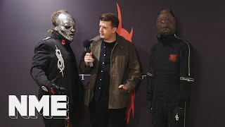 Slipknot tell us about Knotfest At Sea, bleeding on stage and their next album