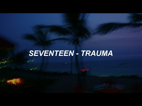 SEVENTEEN(세븐틴) _ SVT HIPHOPTEAM - 'TRAUMA' Easy Lyrics