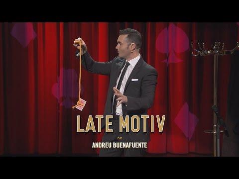 LATE MOTIV - El Mago Karim. Magia para adultos | #LateMotiv160
