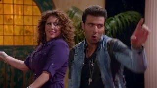 Telenovela Cast sings The Rhythm is Gonna Get You