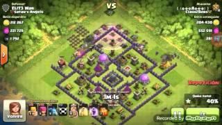 Clash of clans botinaco mas de 1 Millon de recursos!!!